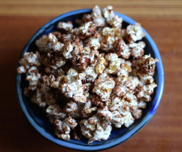 pop corn bounty xylitol